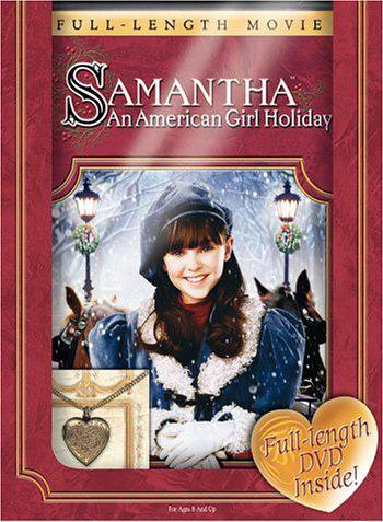 Саманта Каникулы американской девочки / Samantha An American girl